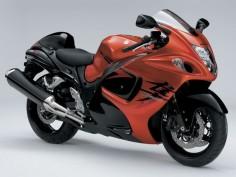 hayabusa motorcycle | Suzuki Hayabusa - GSX1300R - Motorcycles pictures