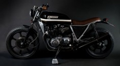 ϟ Hell Kustom ϟ: Kawasaki Z1100 By Macco Motors