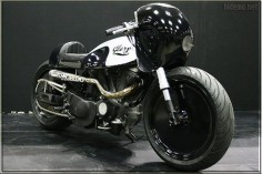 "Hide Motorcycles - The Buell XB9S ""Glory"" ~ Return of the Cafe Racers"
