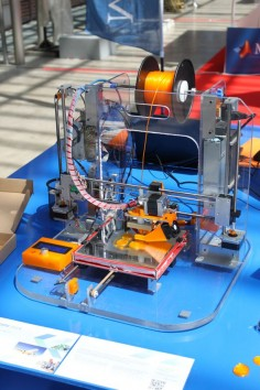 Highlights of the Maker Faire Paris | 3D Printing for Beginners