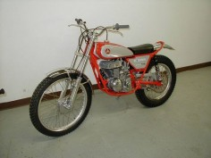 Hodaka 250 Trial bike