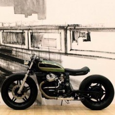 Honda '81 GL500 by @relicmotorcycles