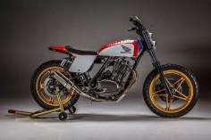Honda Ascot by MotoRelic
