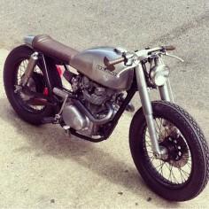 Honda Brat Style #motorcycles #motos #bratstyle |