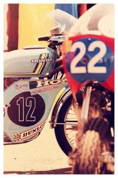 Honda Cafe Racer #motorcycles #caferacer #motos |