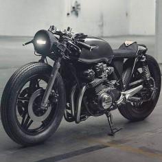 Honda #caferacer |