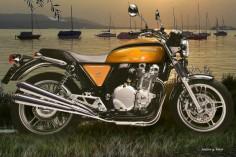 Honda CB 1100 - 2014