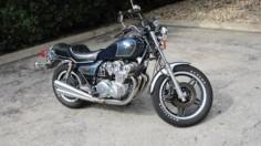 Honda : CB 1981 Honda CB750 Custom