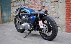 Honda CB 750 RS by Mike Salek | Canada (nice rear lights)