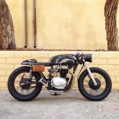 Honda Cb #caferacer #motorcycles #motos |