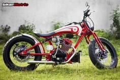 Honda CB125 Bobber | dariztdesign