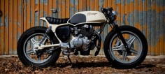 Honda CB250 Superdream by Old Empire Motorcycles