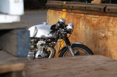Honda CB350 Cafe Racer ~ Return of the Cafe Racers