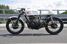 Honda CB350 Café Racer