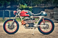 Honda CB350 – City of Hate Vintage Motorcycles |