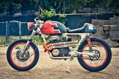 Honda CB350 – City of Hate Vintage Motorcycles |