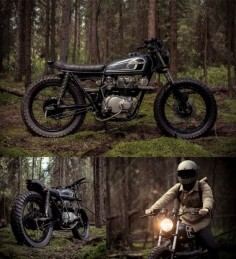 Honda CB360 | by Federal Moto