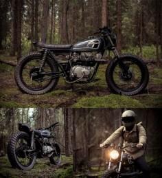 Honda CB360 by Federal Moto