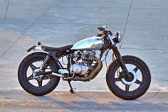 honda cb400N cafe racer - Google Search