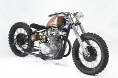 Honda CB450 – Steel Bent Customs |