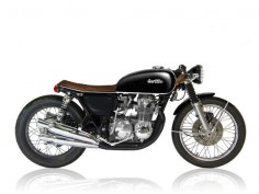 "Honda CB500 ""Gorilla"" — brat bike / cafe racer / project motorcycle (photoshop mockup)"