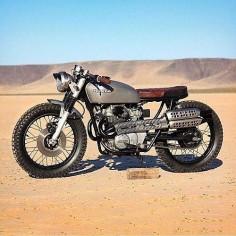 Honda CB500 great bike @aaronmiller27 by hondacafe_racers