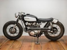 Honda cb550 Cafe Racer #motorcycles #caferacer #motos |