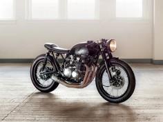 Honda CB550K 'Logan' by KickMoto