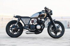 Honda CB750 1980 By Redeemed Cycles