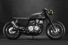 Honda CB750 1980 By Steel Bent Customs    ♠  ♠