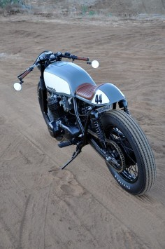 Honda cb750 build by Jarred DeArmas