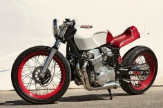Honda Cb750 Cafe Racer | Fuller 'Rodan' Honda CB750