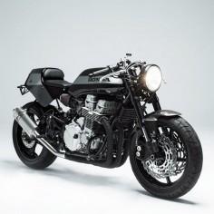 #Honda CB750 #caferacer #motorcycle #EatSleepRIDE