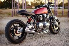 Honda CB750 – Charlie James Customs