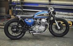 Honda CB750 Four Custom
