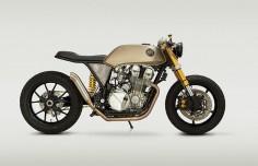 Honda CB750 'Mr Hyde' by Classified Moto  |