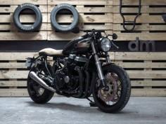 Honda CB750 Seven Fifty Cafe Racer DM#21 by Desiderátum #motorcycles #caferacer #motos |