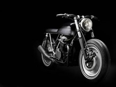 HONDA CB750 - WRENCHMONKEES - HELL KUSTOM