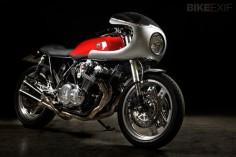 Honda CB900F by CRD