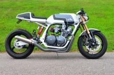 Honda CB900F Cafe Racer | Honda Cafe Racer | 1982 Honda CB900F | Honda CB900 Custom Cafe Racer | Honda Cafe Racer parts | 82 Honda CB900 Cafe Racer |