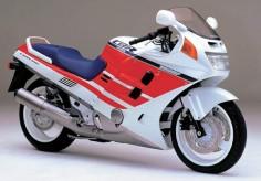 Honda CBR 1000 F (1989)