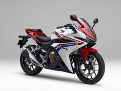 Honda CBR 400R-image