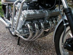 Honda CBX1000Z - Six Exhaust Madness! One Day!!!