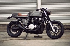 Honda CBX750 Cafe Racer by Kerkus Cycles #motorcycles #caferacer #motos |