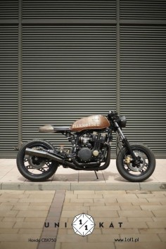 HONDA CBX750 - UNIKAT MOTORWORKS - ROCKETGARAGE