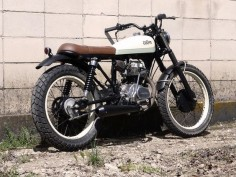 honda cg 125 cafe racer - Google Search
