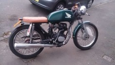 Honda CG125 Cafe Racer / Brat - Learner Legal | eBay