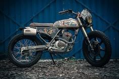 Honda CLR125 Scrambler – Dream Wheels Heritage |