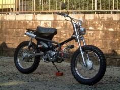 Honda Cub 90 | Retro Rides