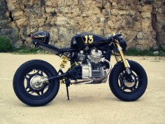 Honda CX 500 Cafe Racer.